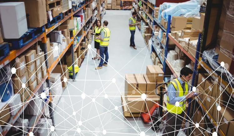 SAP-EWM-outbound-delivery-process-flow