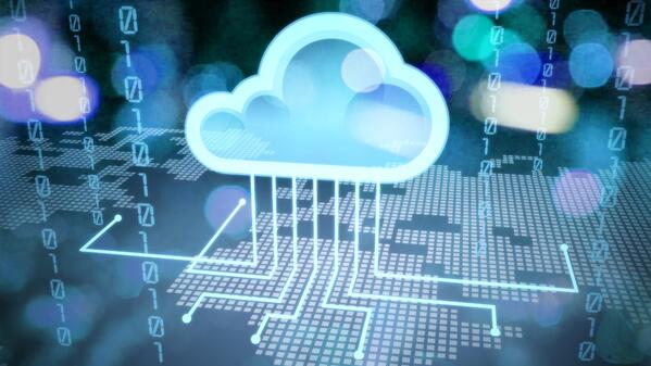 Cloud technology is used in supply chain trends