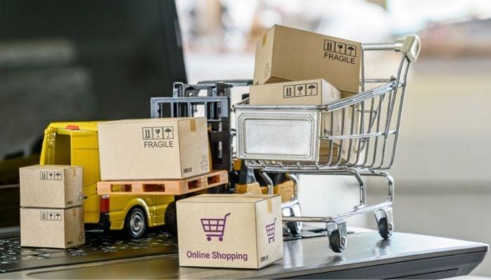 supply chain in SAP e-commerce