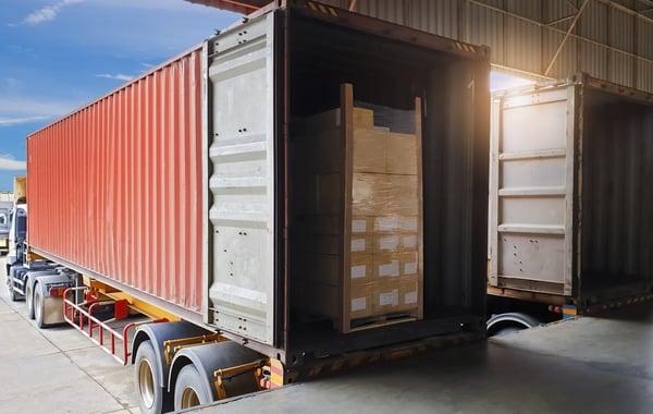 transportation management system loading dock